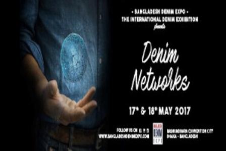 6th Bangladesh Denim Expo begins May 17