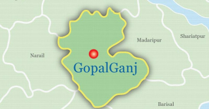 One killed, 20 injured in clash over establishing supremacy in Gopalganj