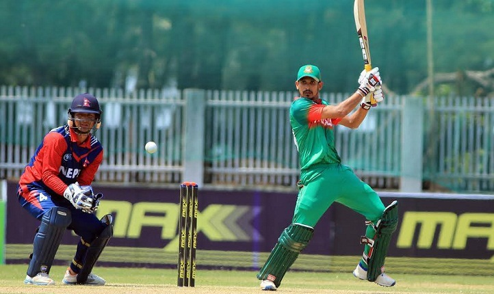 Nasir likely to play in South Africa series: Chief Selector