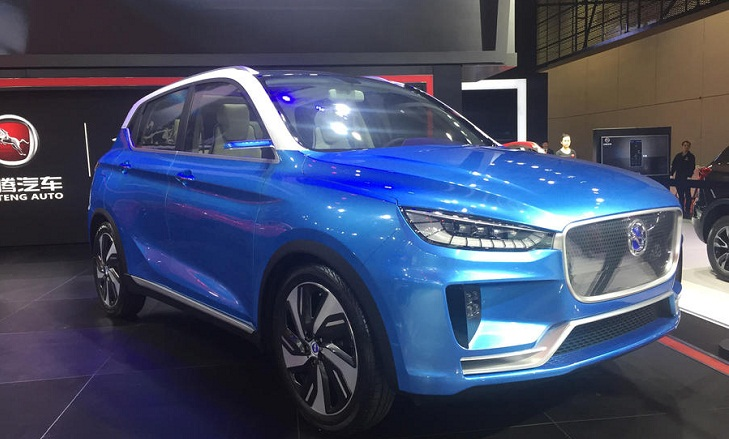 Imitation Game: China carmakers ape foreign brands at Shanghai show