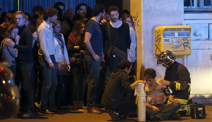 Iran condemns Paris attack but blames Western policies