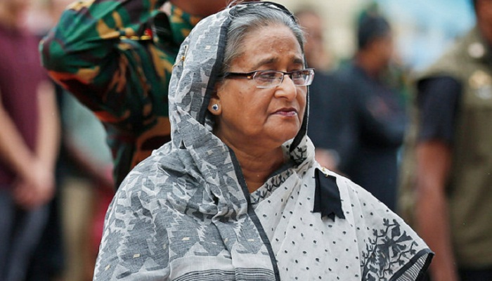 Prime Minister Sheikh Hasina  mourns death of Lucky Akhand