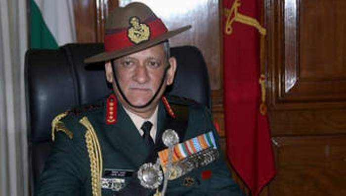 Indian Army chief to visit BD end of this month