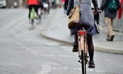 Cycle to work: 45-46% lower risk of developing cancer