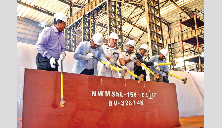 WMShL builds first seagoing tugboat for Payra Port