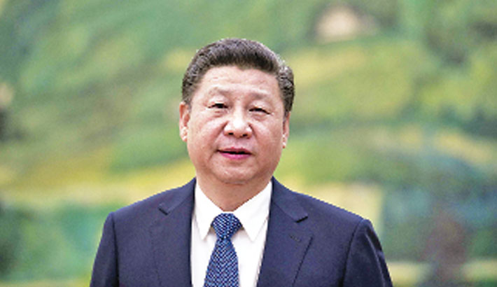 Jinping elected as delegate to Congress of Communist Party
