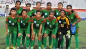 Bangladesh U-16 girls' footballers lose 1st friendly match
