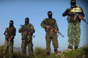 Chinese jihadists rise in Syria raises concerns at home