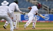 Cricket: Windies revival frustrates Pakistan in first Test