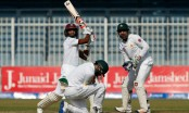 West Indies reaches 244-7 against Pakistan in 1st test