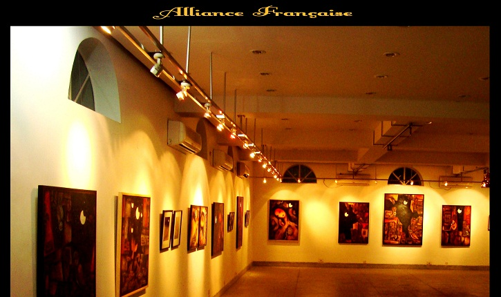Solo painting exhibition 'Canvas Chronicles' by SaimaKhan