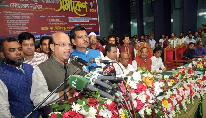 It matters nothing which party will take part or not in next polls: Nasim