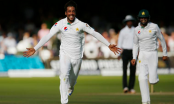Amir takes five-for, West Indies progress to 278-9 on rain hit Day 2