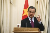 China wants nuclear weapons eliminated in Korea