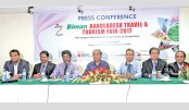 Biman bags TK 1.3cr sale in tourism fair