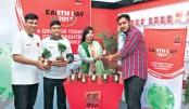 Banglalink celebrates 'Earth Day'