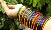 Glass bangles make them empowered
