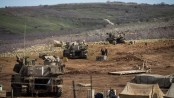 Israel attacks on Syria military camp, 3 killed