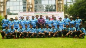 U-16 women's team wins second friendly match