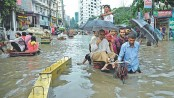 Water-logging in Chittagong would be removed, says mayor AJM Nasir