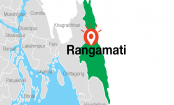 Rangamati road blockade continues amid stray incidents