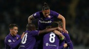 Inter Milan loses 5-4 at Fiorentina despite Icardi hat trick