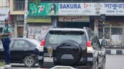 Young man found dead in front of 'Sakura Bar'
