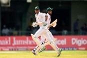 Pakistan 201/4 at stumps on day 3, trail by 85 runs
