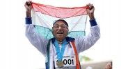101-year-old Indian woman wins gold in Auckland sprint