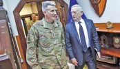 Pentagon chief visits Afghanistan after deadly Taliban attack