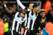 Newcastle United crush Preston North End to seal return to Premier League