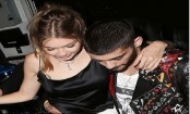 Gigi Hadid celebrates birthday with Zayn