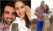 Sagarika Ghatge engaged to cricketer Zaheer Khan