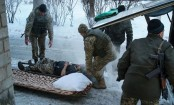 3 government troops killed in eastern Ukraine