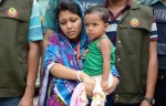 Girl child rescued, abductors held