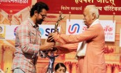 Aamir attends award function after 16 years