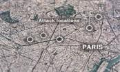 10 arrested in probe of Paris attacks