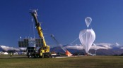 NASA's Super Pressure Balloon successfully launched