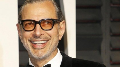 Jeff Goldblum joining cast of Jurassic World sequel | 2017-04-26