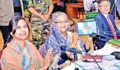 PM launches 'Digital Moheshkhali Island' project