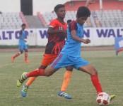 U-18 Football: Chittagong, Sylhet reach semifinals