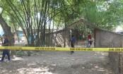 Militants' bodies not yet removed from Chapainawabganj den