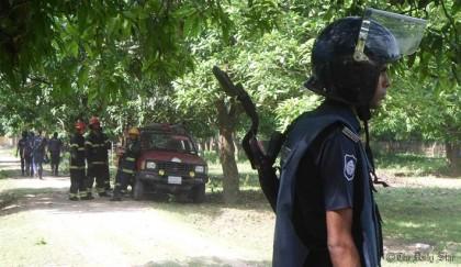 Four killed in militant den in C'nawabganj