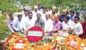 SK Jamal Dhanmondi Club pay homage to Sheikh Jamal