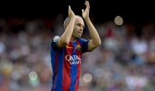 Iniesta out, Neymar returns for Catalan derby