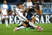Serie A leader Juventus held by Atalanta to 2-2