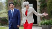 Japan's Abe warns of 'confusion' without UK/EU Brexit deal