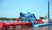 Narayanganj port gets 20 new dredging vessels