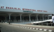 40 gold bars seized at Shahjalal International Airport, 2 held