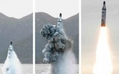 North Korea crisis: North test-fires ballistic missile